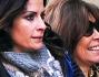 Patrizia Reggiani sorride tornando alla vita di tutti i giorni dopo 18 anni di reclusione