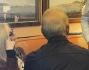 Patty Pravo e Giucas Casella avvistati nella Capitale con alcuni amici