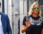 Filippo Magnini e Federica Pellegrini si sono concessi un pomeriggio di shopping a Milano