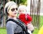 Pink con il marito Carey Hart e la figlia Willow