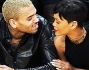 Sembra esser ritornata la scintilla tra la bella Rihanna ed il burrascoso Chris Brown