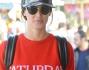 Preda dei paparazzi Melissa Satta non si nasconde all'obiettivo
