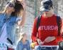 Una domenica al parco tra donne e bambini per Melissa Satta, Simona Salvemini e Giorgia Palmas