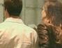 Seredova e Alessandro Nasi che camminano sotto braccio