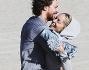 Sharon Stone effusioni col toy boy a Venice Beach
