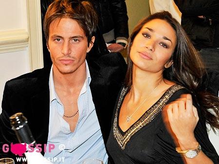 Lisandra Silva Rodriguez e Marco Ferri fidanzati