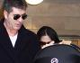 Simon Cowell uscito dal Lenox Hill Hospital di New York