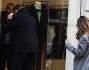 Shopping per Ezio Greggio e Simona Gobbi