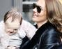 Tamara Ecclestone con  la figlia Sophia