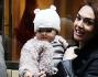 Tamara Ecclestone con il marito Jay Rutland e la figlia Sophia