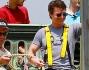 Tom Cruise a Vienna per le riprese del quinto e ultimo capitolo Impossible