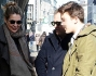 Giornata in famiglia per Tommaso Buti avvistato in compagnia di Erin e Yannick