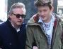 Tommaso Buti con la bellissima compagna Texana Erin Quiros ed il figlio Yannick Fausto