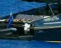 L'imbarcazione della vacanza di Totti e Ilary