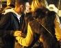 Francesco Totti si ferma con la moglie Ilary Blasi pe runa foto ricordo con alcuni fan