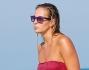 Veronica Angeloni prosegue la sua vacanza a Formentera