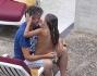 Elena sembra aver instaurato un bel rapporto col compagno della mamma Fabrizio Lucci