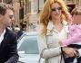 Pomeriggio di shopping in famiglia per Adriana Volpe e Roberto Parli con Gisele