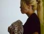 Wanda Nara con la piccola Isabella in braccio