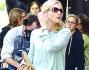 Cate Blanchett sul set di Woody Allen