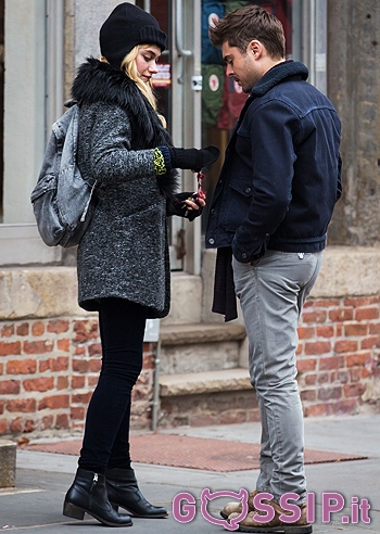 zac efron and brittany snow dating: zac efron new movie are we officially dating cast