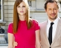 Stefano Accorsi e Bianca Vitali a Parigi per il Valentino Fashion Show