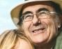 Al Bano sorridente con la figlia Yasmine avuta da Loredana Lecciso