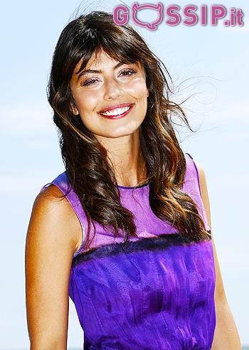 Alessandra mastronardi incanta al lido foto e gossip - Elisabetta diva futura ...