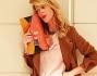 Alessia Marcuzzi propone uno stile da Cavallerizza per le sue fan de La Pinella
