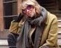 Fashion anche mentre va a lavoro per il suo blog La Pinella: Alessia Marcuzzi