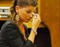 Alessandra Amoroso tra lacrime di gioia e forse anche un pò di amarezza per la sua storia finita