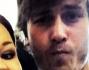 Andres Gil ed Anastasia Kuzmina sempre insieme anche sul social