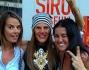 Anna Dello Russo con delle amiche a San Siro per il concerto di Jovanotti