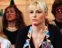 Antonella Clerici ed Anna Moroni hanno presentato la puntata speciale dedicata al Carnevale