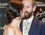 Innamoratissimi sguardi d'intesa sul red carpet per Bianca Balti e Matthew McRae