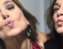 Barbara D'Urso Social con Daria Bignardi a La 7