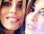 Tra gli amici anche la cara amica Floriana Messina insieme a Guendalina Tavassi