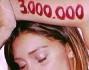 Belen su Facebook raggiunge i 3 milioni di fan e li ringrazia cosi'