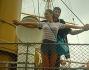 Come in una scena di Titanic: Cecilia e Jeremias Rodriguez