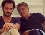 Fabio Troiano e Dino Abbrescia colleghi di set di Belen