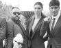 Belen Rodriguez: 'Los Locos Adams' con Patrizia Griffini, STefnao De Martino e gli altri amici