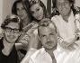 Gruppo di amici: Belen Rodriguez, Stefano De Martino, Alessio Gramazio, Simona Miele e Francesco Panela