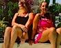 Le mamme: Veronica Cozzani e Maria Rosaria Scassillo