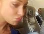 Belen insieme a Santiago e l'amica Patrizia Griffini pronta a partire per Napoli