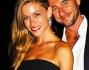 Alice Bellagamba e Andrea Rizzoli sempre impeccabili anche per l'appuntamento serale