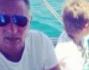 Il mare non � dei pi� calmi durante il tragitto per Paolo Bonolis & Family