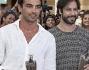 Matteo Branciamore, Nicolas Vaporidis e Primo Reggiani hanno entusiasmato il giovane pubblico del Giffoni Film Festival