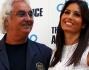 Flavio Briatore ed Elisabetta Gregoraci al photocall del nuovo talent show di Cielo