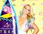 Britney Spears premiata durante la serata: eccola con il suo trofeo