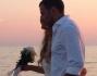 Un matrimonio all'insegna del romanticismo in riva al mare: Claudia Zanella e Fausto Brizzi